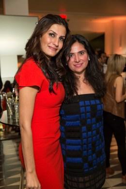 Leyla Alhosseini, Minal Jethmal
