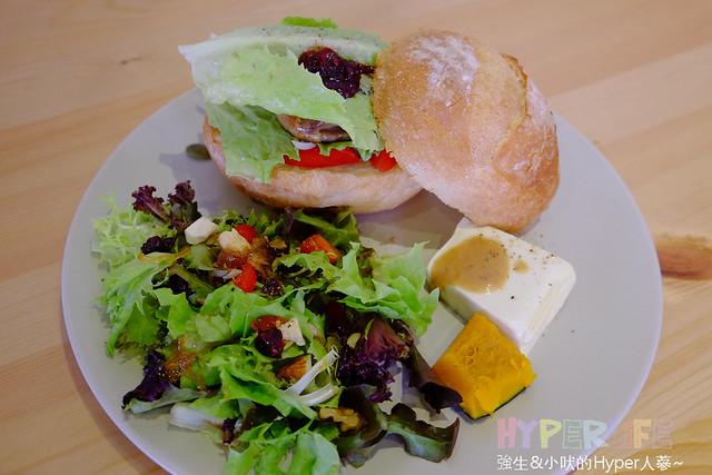 19836327658 b4f40d2588 z - 小巧簡約低調小店「餐廳日」,早午餐走健康系路線~份量稍稍迷你喔! (已歇業)