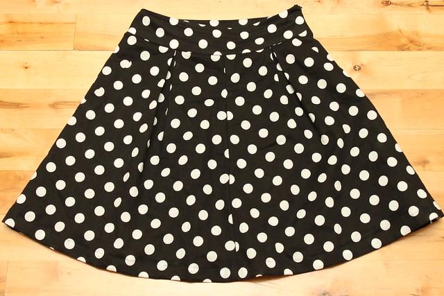Simplicity Skirt 2698 - E - Front