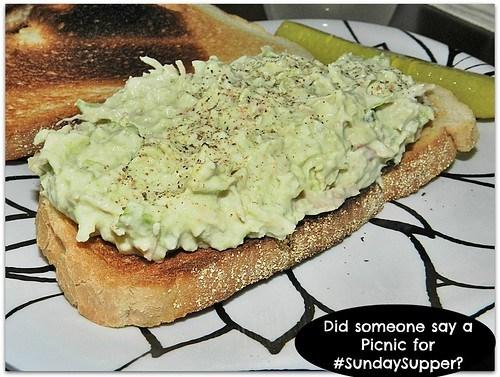 Avocado Chicken Salad (1)