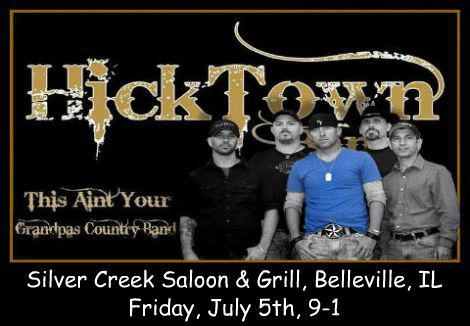 Hicktown 7-5-13