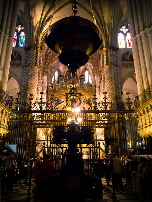 Detalle Catedral de toledo 4