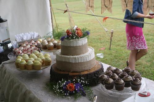 23 McSwain & Rodarte Wedding, Strawberry Plains, TN
