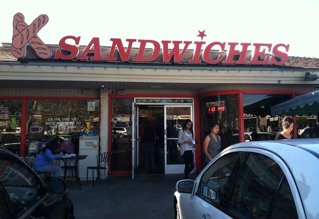 K Sandwiches