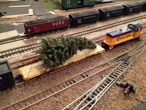 Christmas tree by BGTwinDad