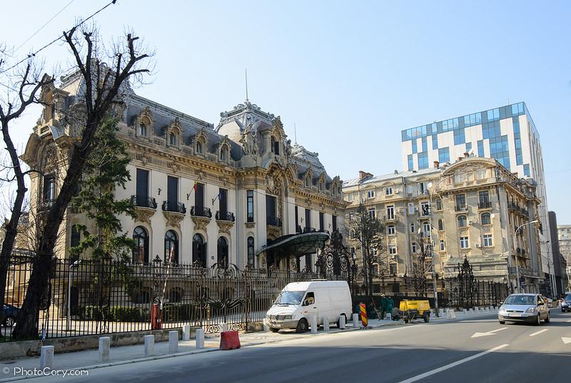 cladiri, micul Paris