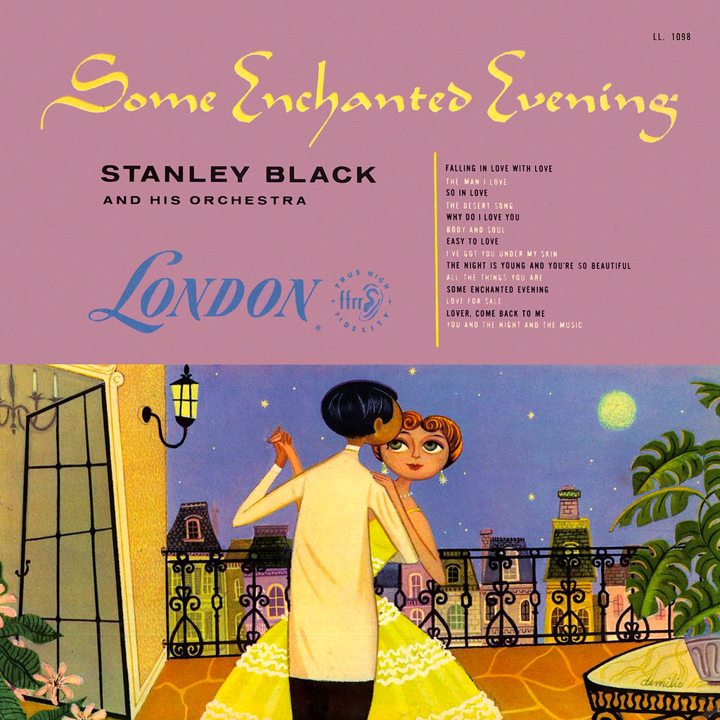 Stanley Black - Some Enchanted Evening