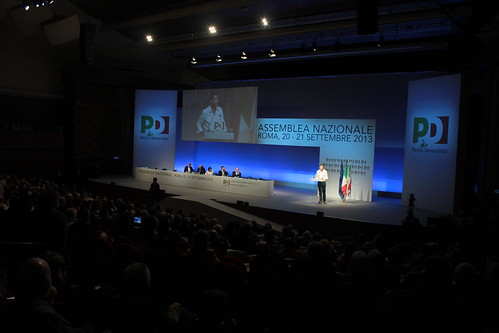 Assemblea nazionale del PD