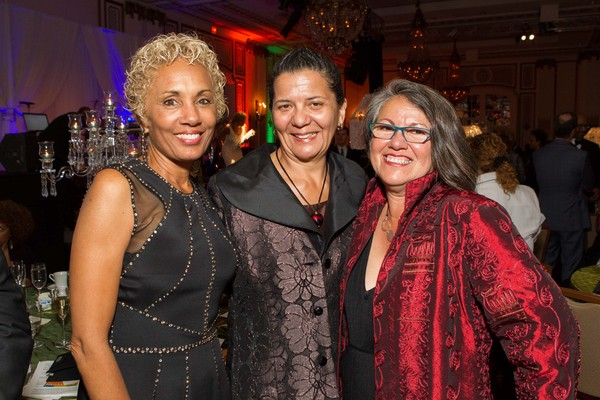 Deborah Santana, Sandra Hernandez and Viviana Paredes