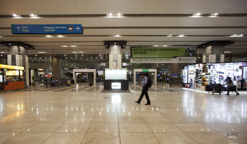 Arrival Hall