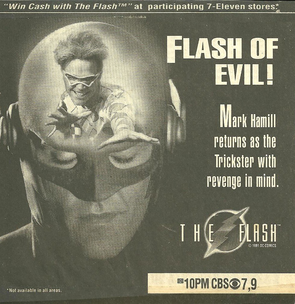 Flash vs Trickster