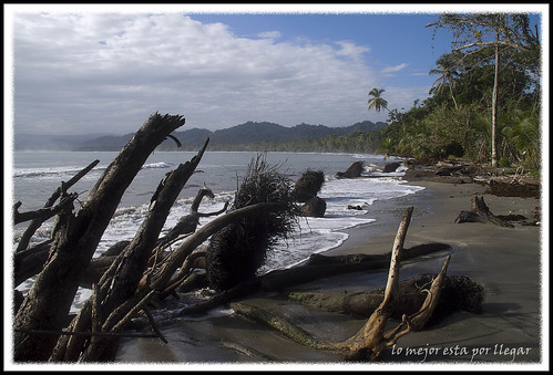 PLAYA CAHUITA, COSTA RICA