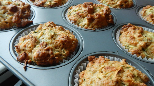 Zucchini Cupcakes 10
