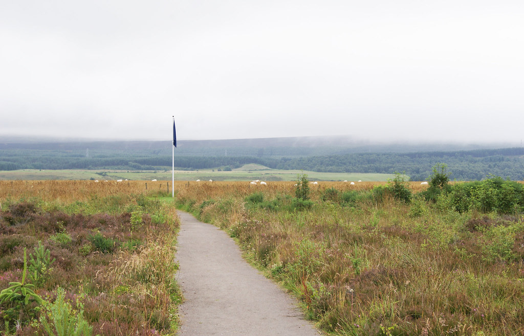 Champ de bataille de Culloden