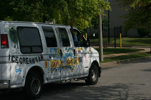 Carr Square North St. Louis Summer Ice Cream