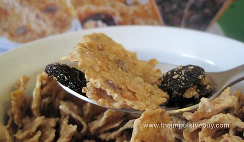 Kellogg's Raisin Bran Omega-3 from Flaxseed Cereal Spoonful