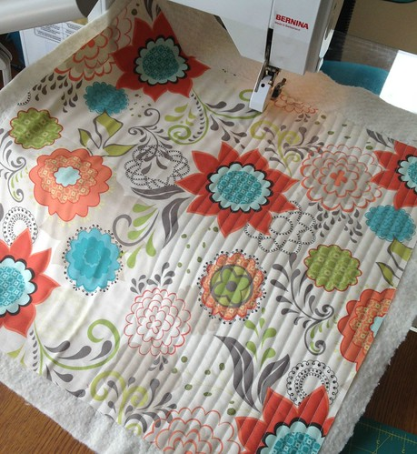 cushion quilting
