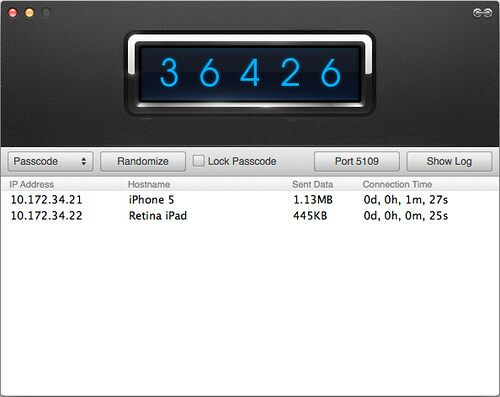 iStat Server for Mac