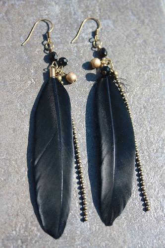 boucles-d-oreille-boucle-d-oreille-plume-noire-5570293-bo-bronze-chainf9f9-be230_570x0