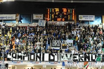 Supporter Brindisi 2013-2014