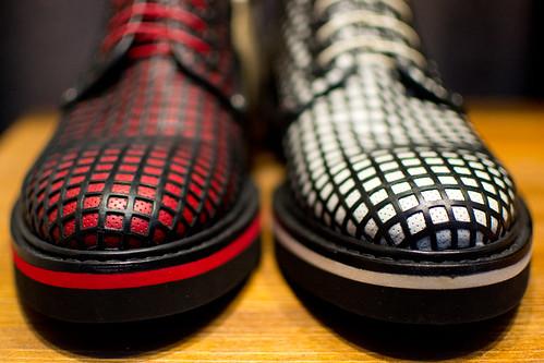 walkin' shoes by Antonio_Trogu