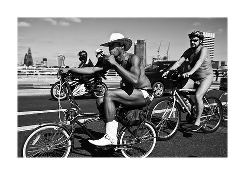 World Naked Bike Ride 34