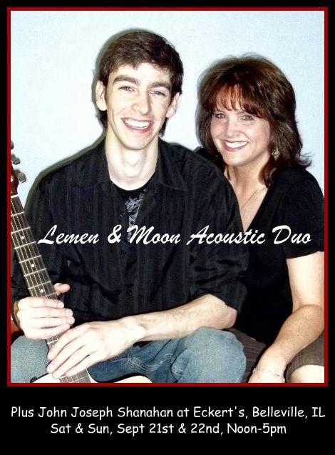 Lemen & Moon Acoustic Duo 9-21, 9-22-13