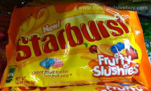 Starburst Fruity Slushies
