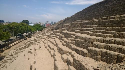 Huaca Pucllana by jailsonrp