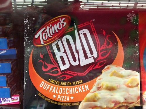Totino's Bold Limited Edition Buffalo Style Chicken Pizza