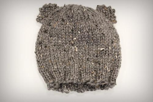 20140201. Bear hat.