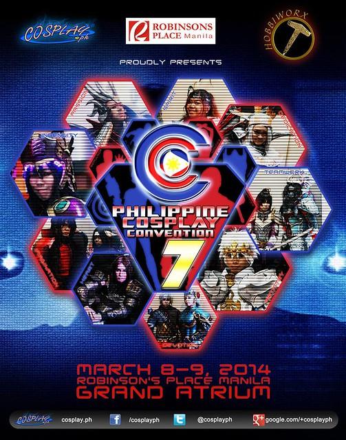 2014 Philippine Cosplay Convention