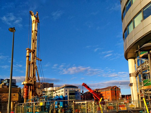 Bridgewater Place Construction