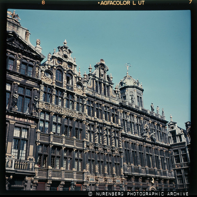 20130302-19570300-007 Brussels Grand Place 1957