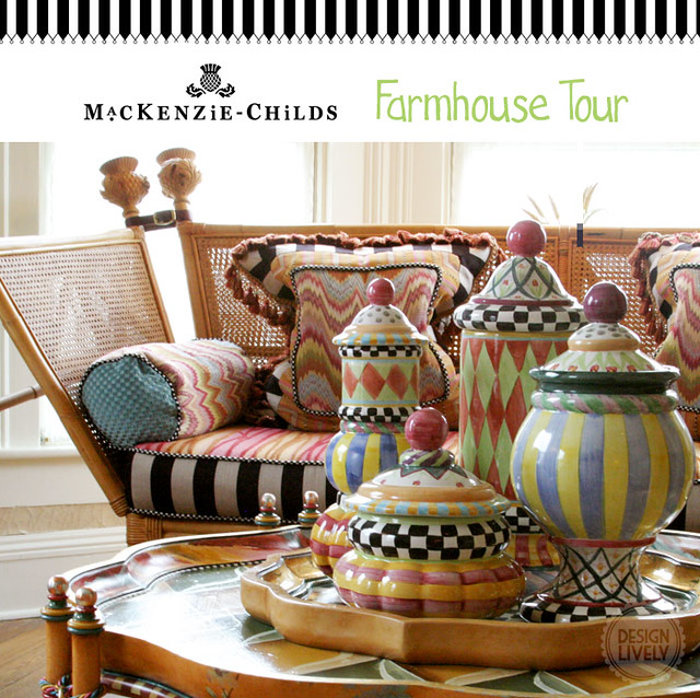 Mackenzie Childs Farmhouse Tour