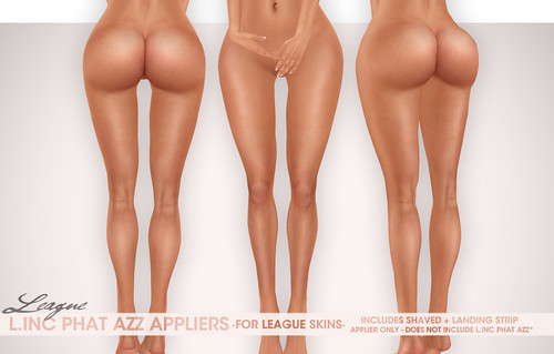 League L.inc Phat Azz Appliers