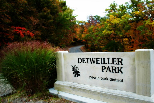 Detweiller Park by Brian Williamsen