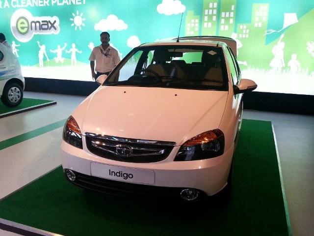 2014 Tata Indigo eCS CNG eMax