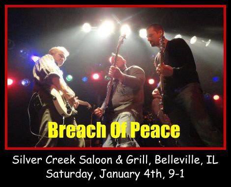 Breach Of Peace 1-4-14