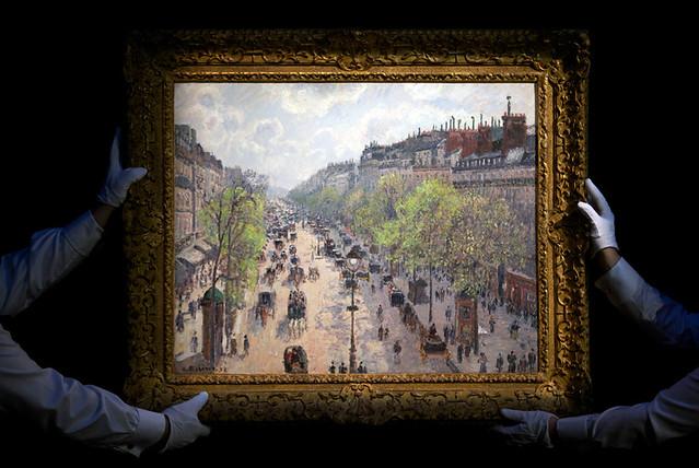 Camille Pissarro's
