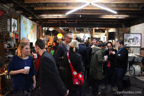 Lukes General Store Opening Party