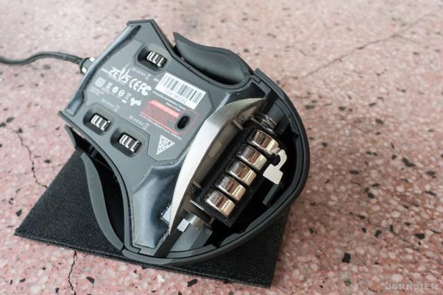 GAMDIAS ZEUS Esport Edition Laser Gaming Mouse 59