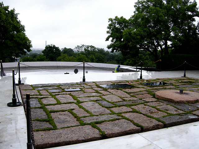 JFK and Jackie's graves