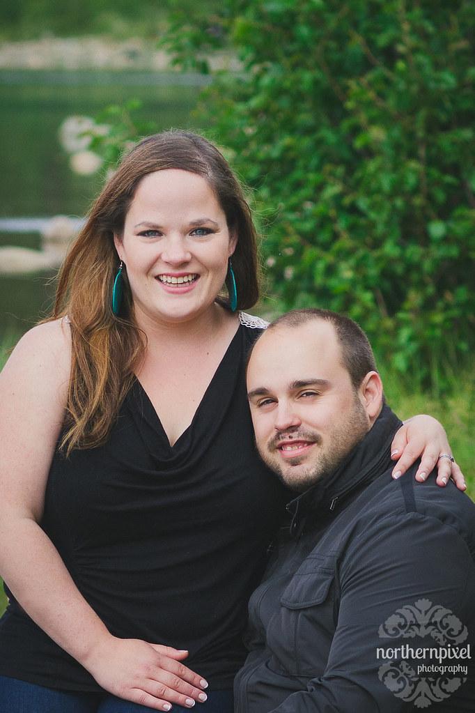 Jen & Andrew - Engagement Session