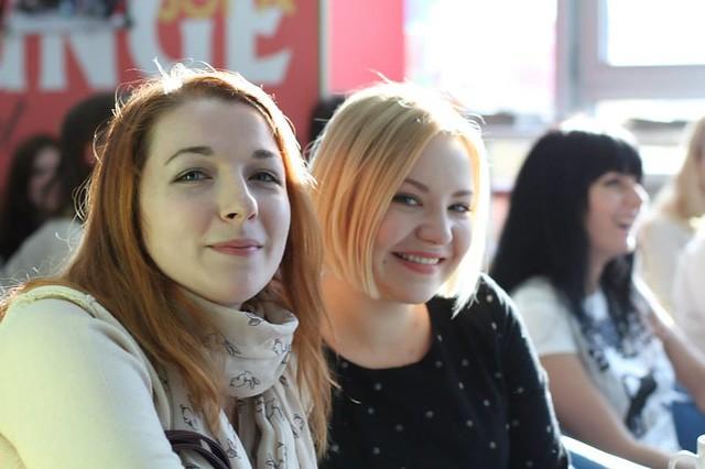 Бьюти-встреча с Wonderbox и Zoya, Киев, 20.10.2013