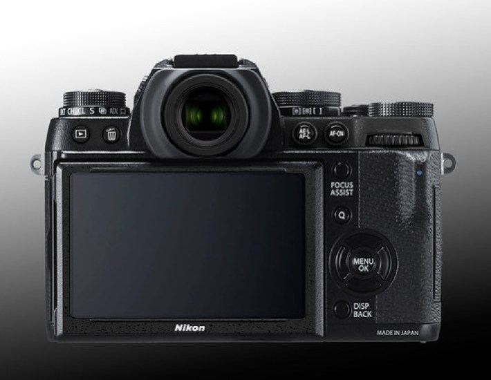 The Nikon Df that I would buy #3