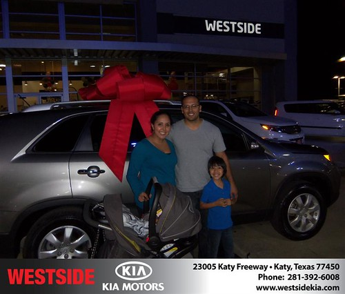 Westside Kia would like to wish a Happy Birthday to Hector Cavazos! by Westside KIA