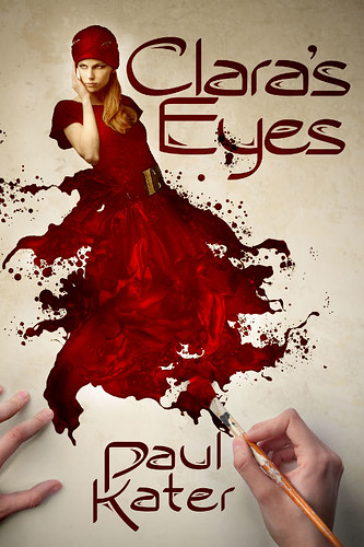 Clara's Eyes Cover