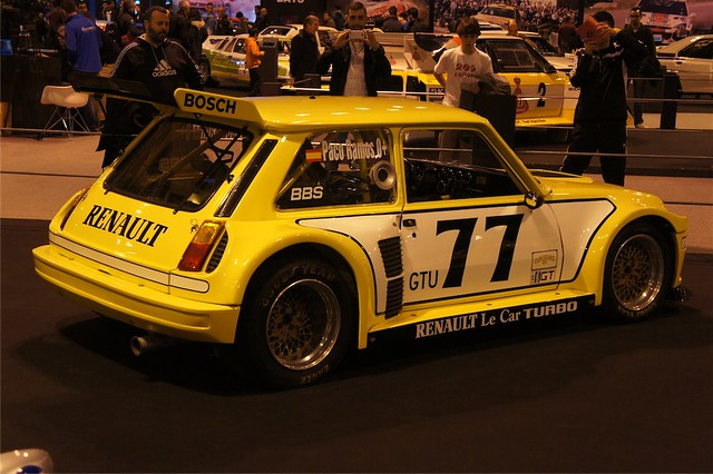 Renault 5 Turbo IMSA