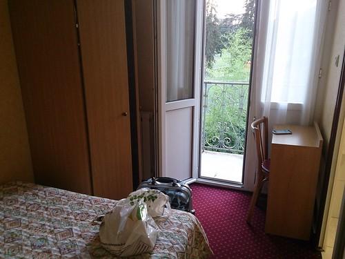 Dónde dormir y alojamiento en Lourdes (Francia) - Hotel Montfort.
